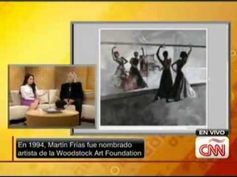 Martin Frias - CNN Interview- Rock Iconic