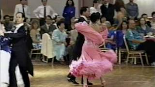 Henry Helena Hwang San Francisco Open Tango 1992