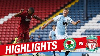 Highlights: Blackburn Rovers 0-2 Liverpool