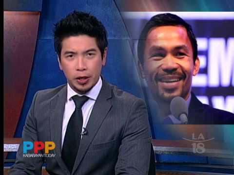 PPP Ep.5B: News Ba (Marian Rivera & Minny Pacquiao) - 동영상