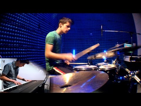 Just Be Held - Casting Crowns - Drum//Piano Cover_SamueleDrums