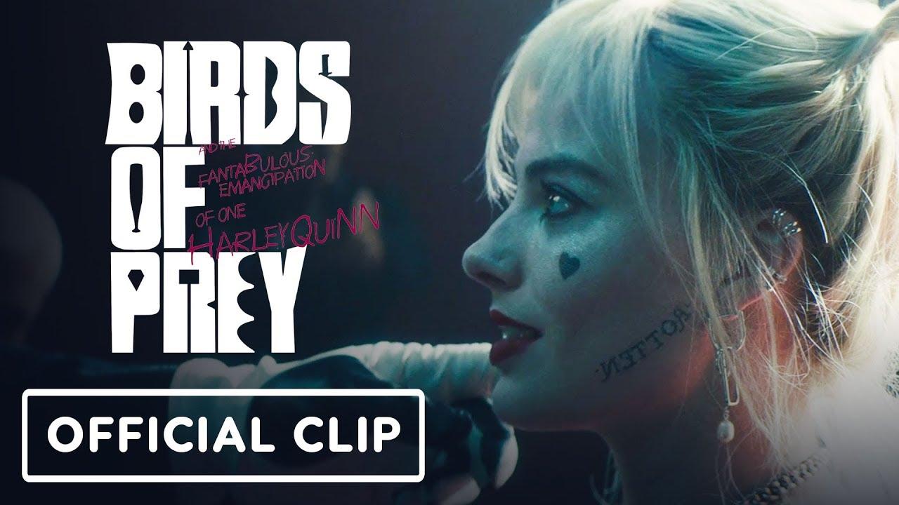 Aves de Rapina - Clipe Oficial (Margot Robbie, Ewan McGregor) + vídeo