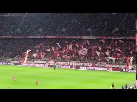 Fc Bayern München vs Broussia Dortmund BVB ULTRAS Fans HOOLIGAN  SCHICKERIA & SÜDKURVE