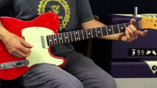 Stone Temple Pilots - Interstate Love Song - How To Play On Guitar - Guitar Lesson