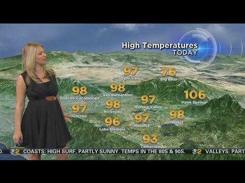 Evelyn Taft's Weather Forecast (Sept. 11)