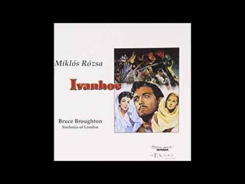 Ivanhoe   Rebecca's Love Miklós Rózsa