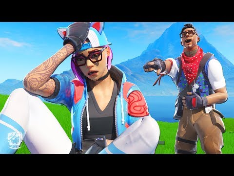 LYNX'S SAD ORIGIN STORY! *Lynx Backstory* - A Fortnite Short Film