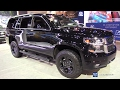 2017 Chevrolet  Tahoe Z71 Midnight Edition - Exterior Interior Walkaround - 2017 Chicago Auto Show