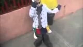puppet dancing to Vybz Kartel