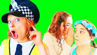 NO SNEAKING OUTSIDE KIDS! compilation Pretend Play w/ The Norris Nuts