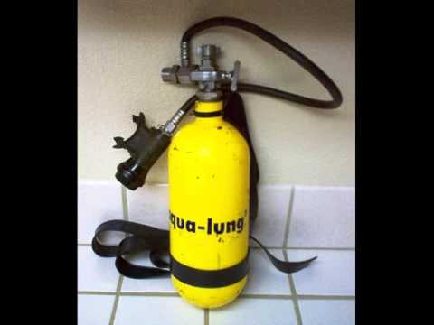 Diving Cylinder Scuba Tank Pics - YouTube
