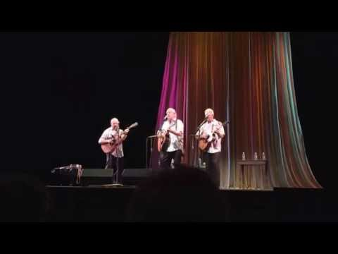 Kingston Trio singing Zombie Jamboree at Citrus College, Glendora CA 3/22/15