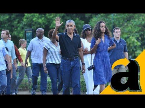 Obama Katakan Rindu Tinggal di Indonesia