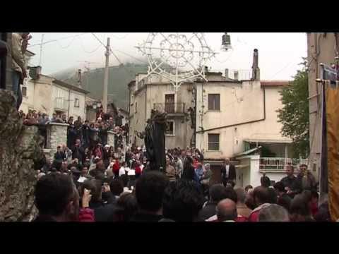 COCULLO Festa dei Serpari di San Domenico [HD]