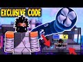 [EXCLUSIVE  NEW CODE] Super Rare Noro Kagune | One Eyed in Ghouls Bloody Nights Roblox | iBeMaine