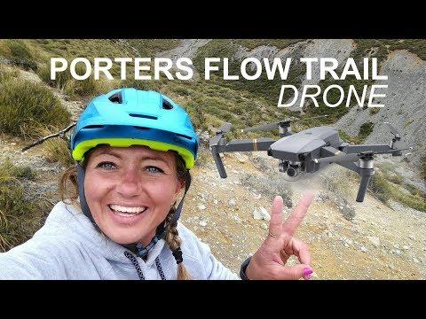 Mountain Biking Porters Lodge, Craigieburn | New Zealand