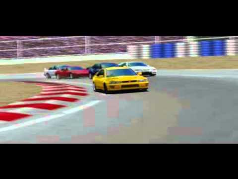 Gran Turismo 1 Opening Theme - High Quality - ePSXe 1.8.0