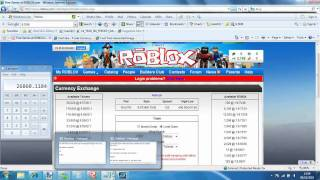 How to TC (Trade Currency) on Roblox. - ThatROBLOXidiot.
