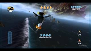 Surf's Up Complete Gameplay (Speedrun) HD