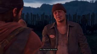 Days Gone Best Ending