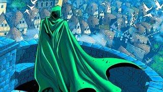 Superhero Lairs