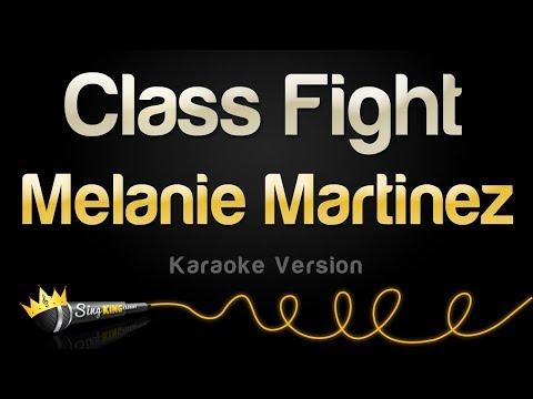 Melanie Martinez - Class Fight (Karaoke Version)