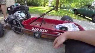 Rat Rod Wagon Build: Pt. 7