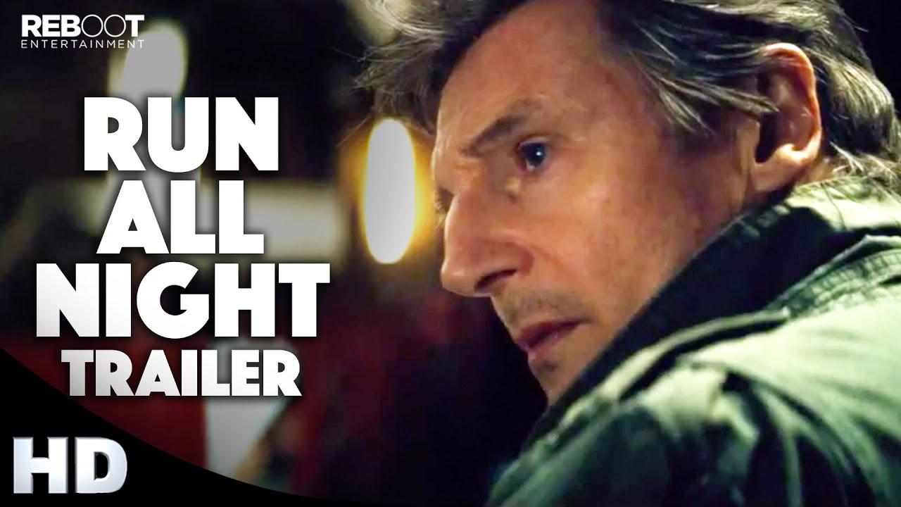 Run All Night Official Trailer #1 (2015) Liam Neeson ...