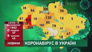 Коронавірус в Україні: статистика за 9 квітня