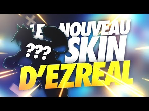 UN NOUVEAU SKIN DE EZREAL ? - Lee Sin Jungle Patch 8.8