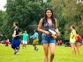 Watergun fight in Central Park 7-26-14