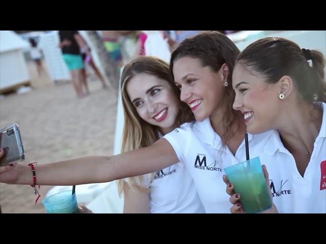 Miss Norte 2019 - reportaje LA ISLA