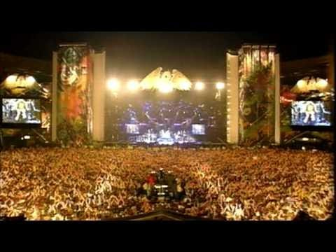 Queen & Robert Plant - Crazy Little Thing Called Love (Freddie Mercury Tribute Concert)
