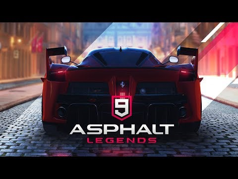Asphalt 9: Legends - Google Play Preview Video