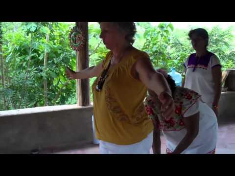 Mayan Healing Demonstration