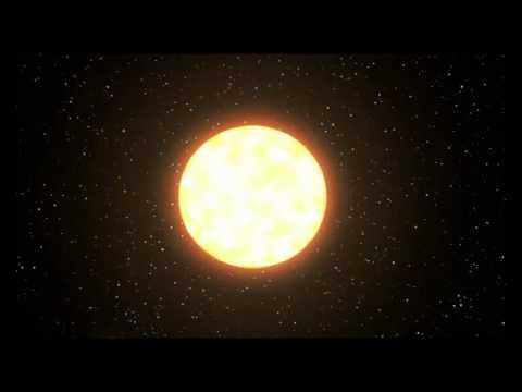 Supernova Animation created in Blender - YouTube