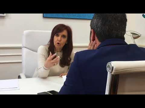 Entrevista completa de Cristina Kirchner con El País de España