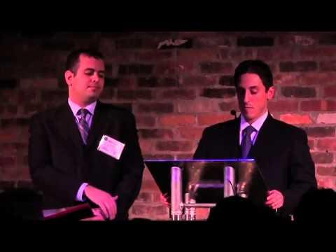 2014 Charles H Dow Award Winner Acceptance Speech