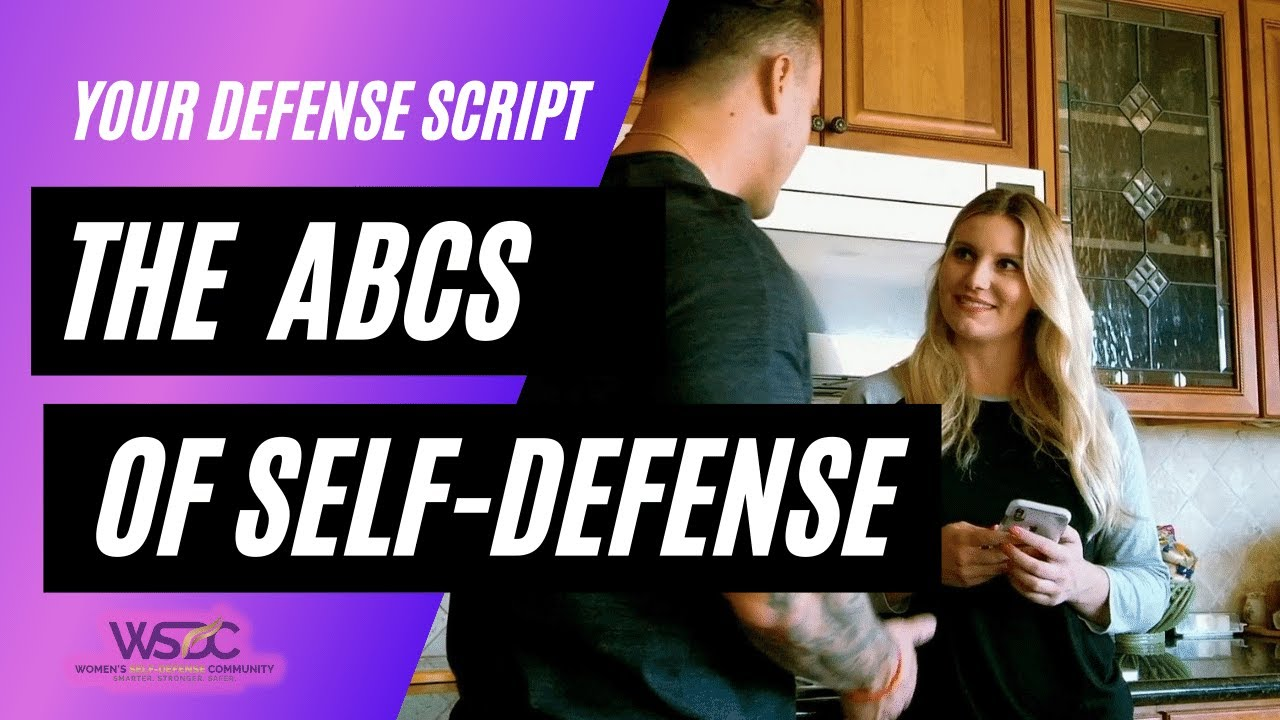 The ABCs of Women's Self-Defense
