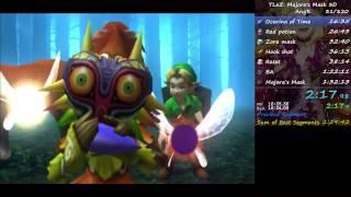 【WR】 Majora's Mask 3D: Any% Speedrun in 1:31:38