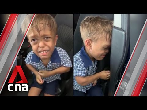 Mother Of Australian Boy Raises Awareness Of Bullying In Viral Video