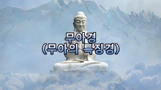 무아경 (무아의 특징경, S22:59) - 부처님의 두…