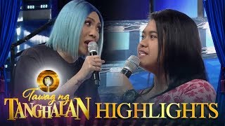 Tawag ng Tanghalan: Vice Ganda gives Claire money for her uniform