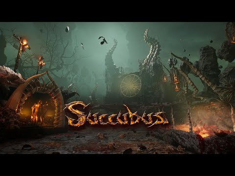 Succubus - Official E3 2021 Gameplay