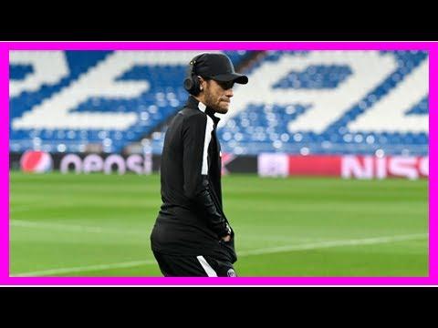 Dernières nouvelles | Sponsor du PSG, Nike pourrait aider le Real Madrid... à recruter Neymar