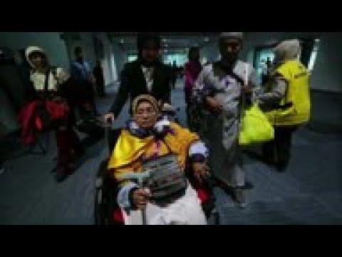 Jakarta airport screens for coronavirus