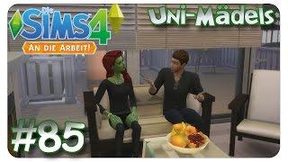 Verwechslungsgefahr #85 Die Sims 4 - Uni Mädels Wellness Tag - Let