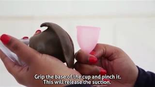 Face your fear: Inside life with a menstrual cup in less than three minutes