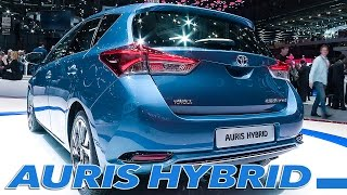 New Toyota Auris Hybrid | EXTERIOR - INTERIOR DESIGN