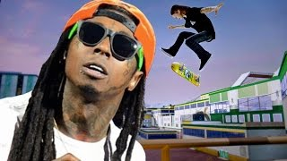Tony Hawk 5 Lets You Beat Up Lil Wayne - Up At Noon Live